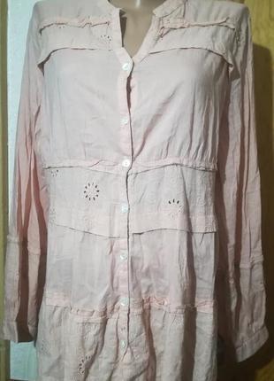 Нарядная блуза рубаха