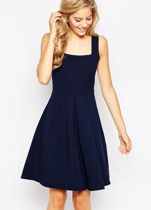 Красивое шелковое платье vero moda