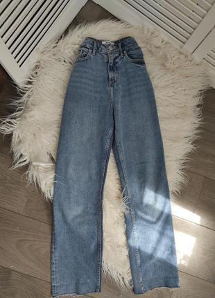 Прямые джинсы miss selfridge 10/m