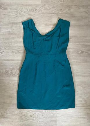 Шелковое платье oasis