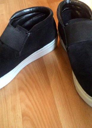 Ботинки mango 39р.