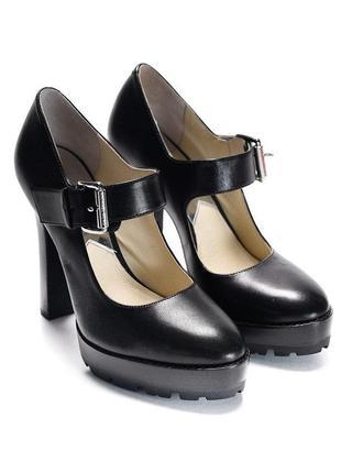 Стильные туфли мери джейн 34 размер