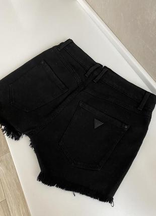 Шорты guess джинсовые1 фото