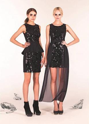 Стильное вечернее платье kira plastinina