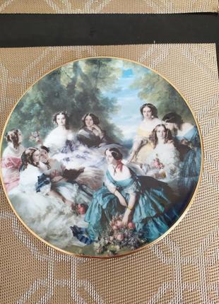 Сувенирная тарелка wand-schmuck-teller