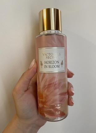 Парфюмированная вода спрей духи мист victoria's secret horizon in bloom