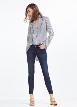 Zara джинсы р.36