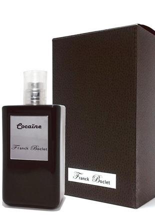 Franck boclet cocaine тестер 100 мл