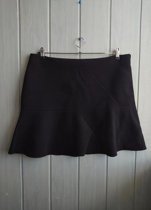 Calvin klein стильная фирменная юбка