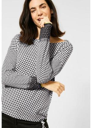 Тонкий пуловер от cecil germany