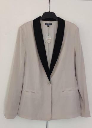 Блейзер, подовжений літній піджак, жакет від express. 36-38 розм