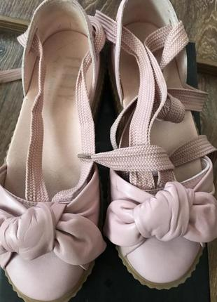 Buty puma x fenty rihanna bow creeper sandal