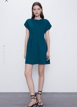 Платье zara 2021