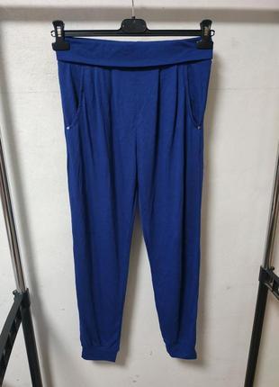 Трикотажные штаны размер s 10-12