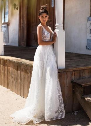 Платье свадебное millanova сукня весільна