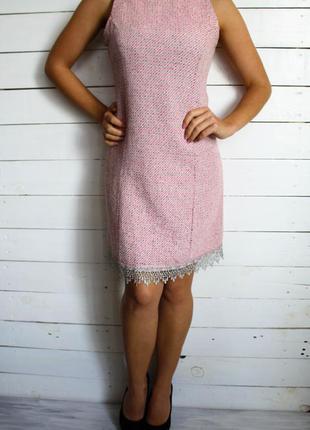 Очень красивое актуальное зимнее платье