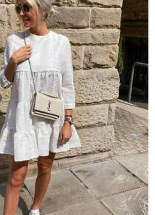 Стильное платье сукня плаття сарафан хлопок стрейч