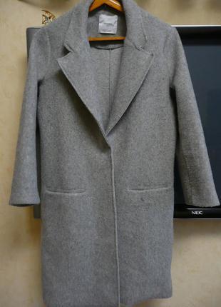 Пальто mango.