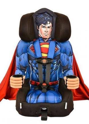 "Автокресло ""superman"" серии ""dc comics"""