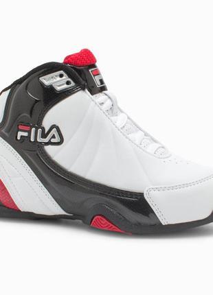 Баскетбольные кроссовки fila boys´ с технологией dls foam. р-р 37. 5 - 38. 5