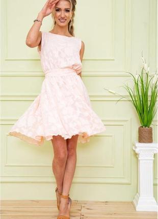 Ефектна красива коротка сукня, плаття на завязці