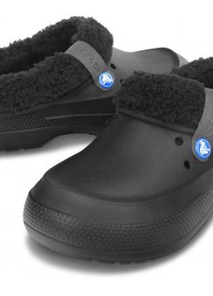 Crocs classic blitzen ii clog shoe, оригинал j1