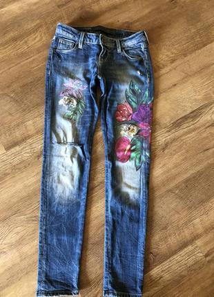 Шикарные джинсы guess оригинал