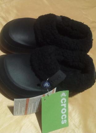 Crocs classic blitzen ii clog shoe, оригинал j2