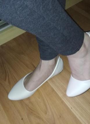 Женские лодочки лёгкие балетки мокасины туфли на низком ходу.
