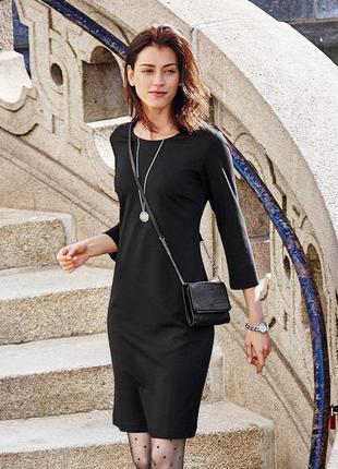 Классика элегантного стиля - платье-футляр tchibo, германия - р. 50-52 укр.