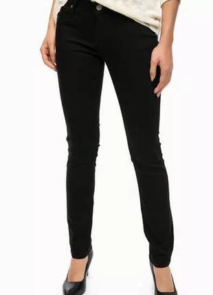Черные джинсы от мустанг, 100%оригинал!
