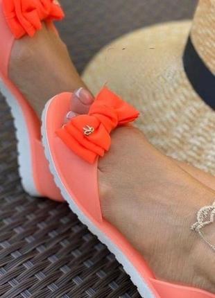 Летние босоножки силиконовые легкие удобные вьетнамки тапочки мыльнички шлёпки