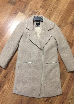 Зимнее пальто reserved 34p