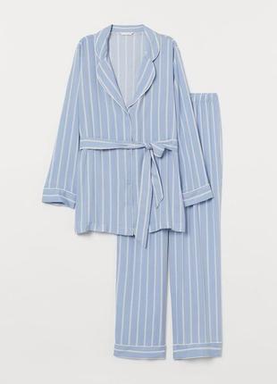 Кофта рубашка от пижамного комплекта.