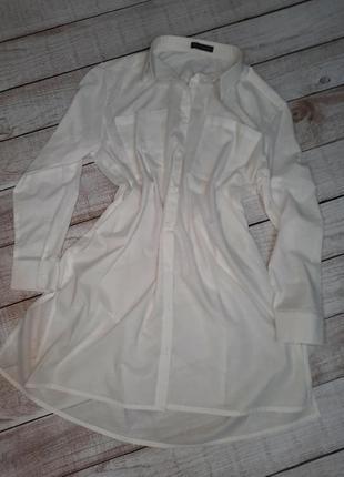 Женская пляжная рубашка