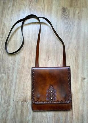 3 choamano salinas ibiza кожаная сумка ручной работы