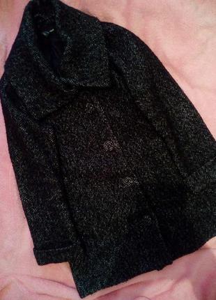 Пальто от h&m/вторая вещь в профиле скидка 50%