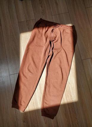 Спортивные штаны джогеры джогери спортивні штани высока посадка