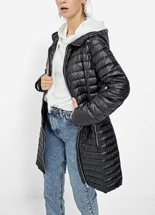 Новое пуховое пальто stradivarius с капюшоном (s-l)