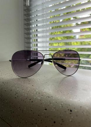 Солнцезащитные очки , с полной защитой, очки капельки