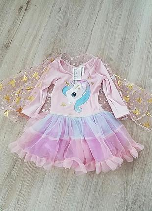 Оригинальный боди, платье понни