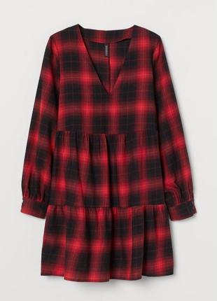Новое платье рубашка h&m