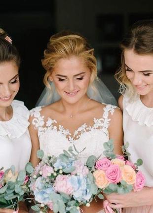 Весільна сукня3 фото