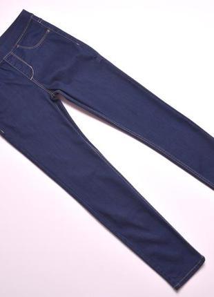 Круті стрейчеві джинси, легінси, джинсы, джеггинсы на девочку h&m 134, 8-9 лет