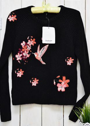 Эффектный свитерок
