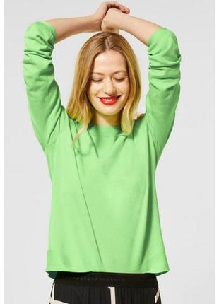 Тонкий пуловер от  street one germany