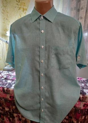 Рубашка шведка льняная