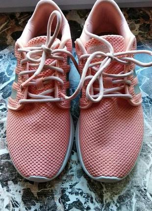 Женские кроссовки для бега adidas cloudfoam qt racer2 фото