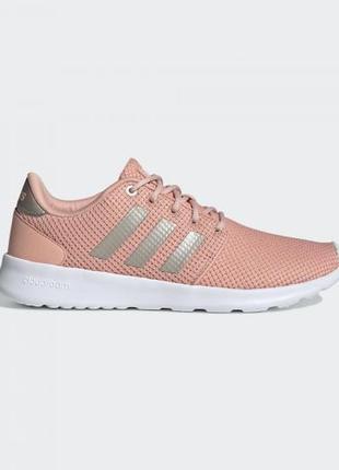 Женские кроссовки для бега adidas cloudfoam qt racer8 фото