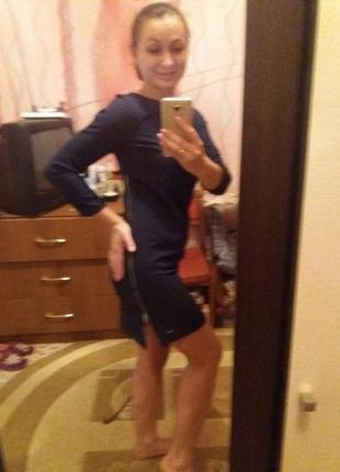 Модное платье oodji